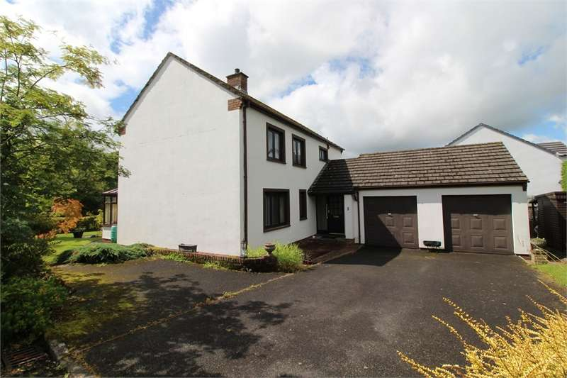 4 Bedrooms Detached House for sale in CA4 9QH Broomrigg Crescent, Ainstable, Carlisle, Cumbria