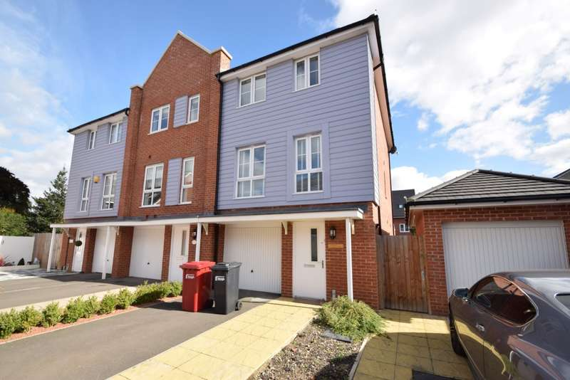 4 Bedrooms Terraced House for sale in Wyeth Close, Taplow, SL6