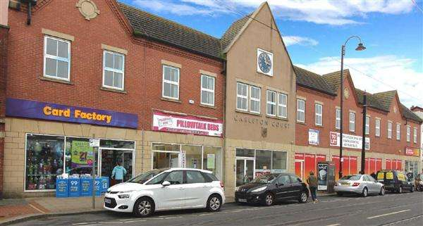 Property for sale in Lord Street, Carleton Court, Fleetwood