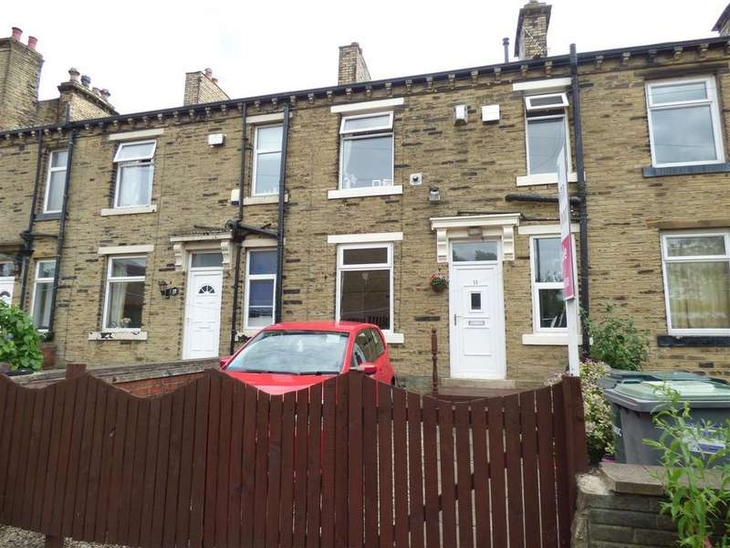 2 Bedrooms Terraced House for sale in Fifth Street, Low Moor, Bradford, BD12 0HY