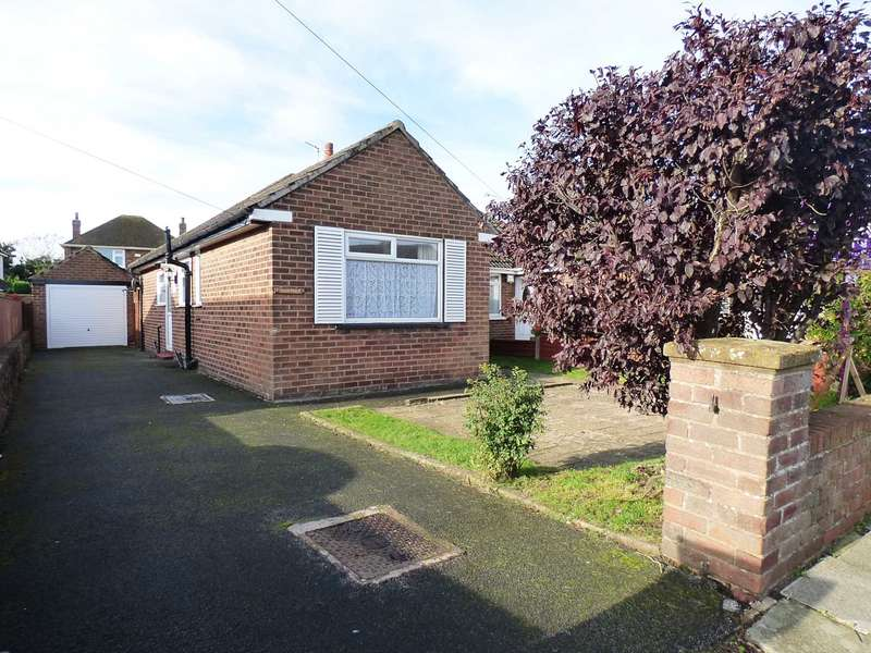 2 Bedrooms Semi Detached Bungalow for sale in Lomond Avenue, St Annes