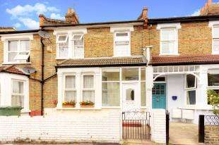 3 Bedrooms Terraced House for sale in Stillness Road, Forest Hill, London