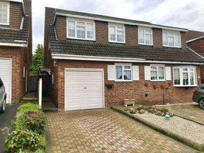 4 Bedrooms Semi Detached House for sale in Redbridge, Ilford, Essex