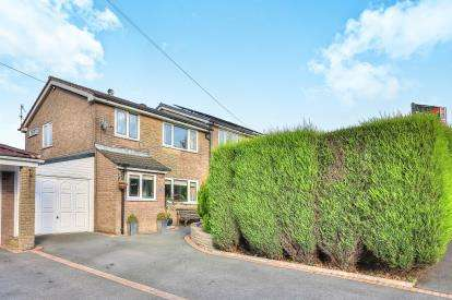 3 Bedrooms Semi Detached House for sale in Mill Hill Lane, Hapton, Lancashire, ., BB11