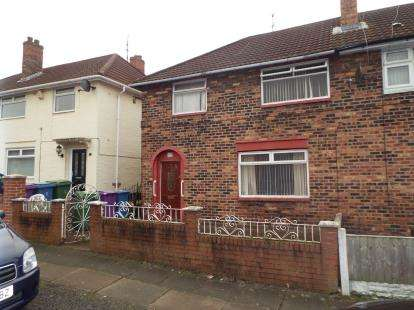 3 Bedrooms Semi Detached House for sale in Ringcroft Road, Liverpool, Merseyside, England, L13