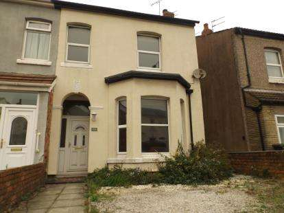 3 Bedrooms End Of Terrace House for sale in Sefton Street, Southport, Merseyside, PR8