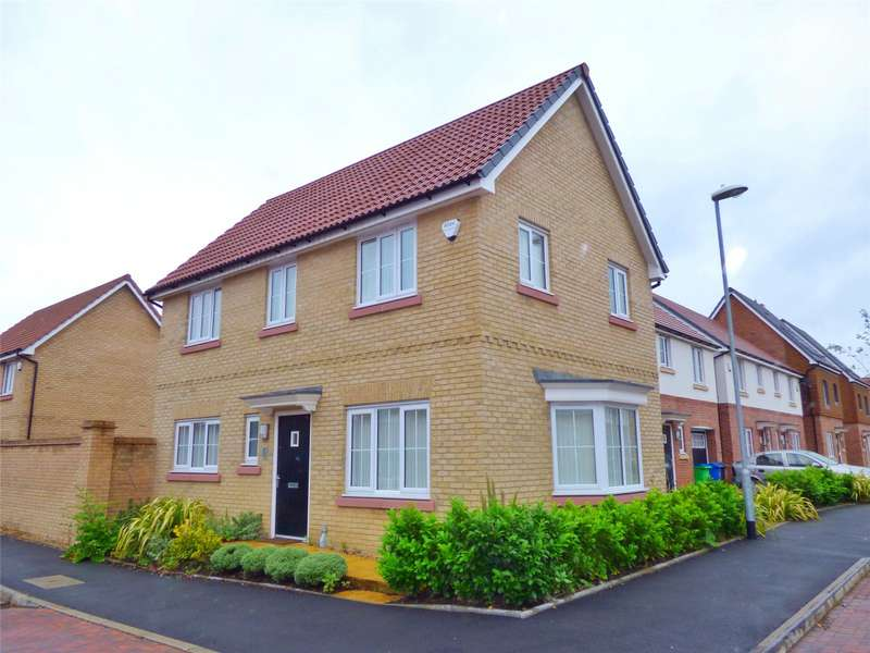 3 Bedrooms Detached House for sale in North Light Way, Heywood, Greater Manchester, OL10