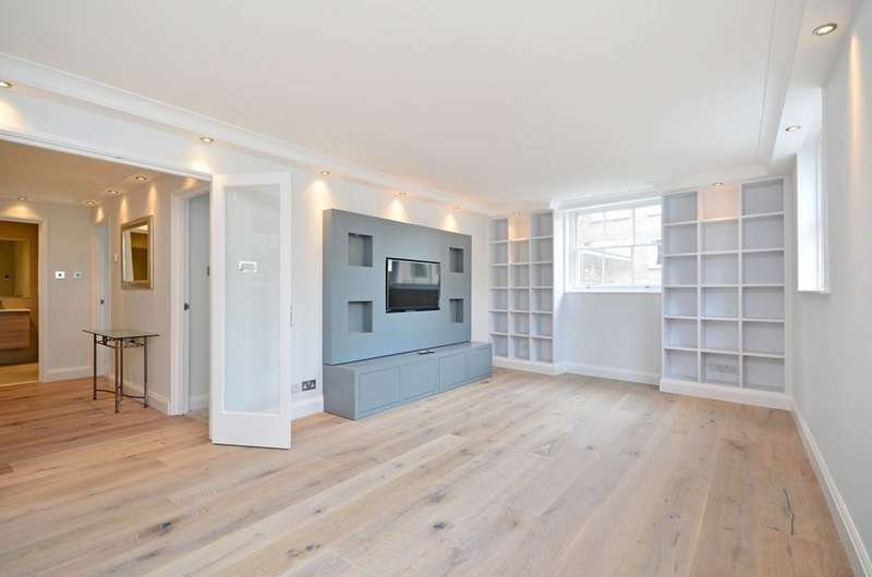 2 Bedrooms Flat for sale in Connaught Street, Hyde Park Estate, W2