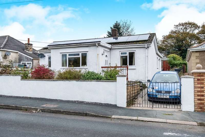 3 Bedrooms Detached Bungalow for sale in Cefn Byrle Road, Coelbren, Neath