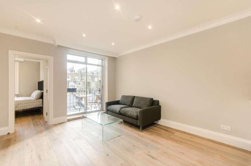 1 Bedroom Flat for sale in Roland Gardens, South Kensington, SW7