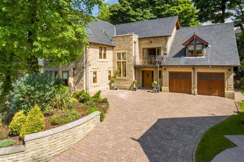 5 Bedrooms Detached House for sale in Hareholme, Lea Bank Country Estate, Rawtenstall, Rossendale