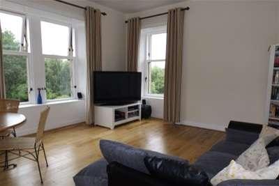 2 Bedrooms Flat for rent in Sanda Street, North Kelvinside