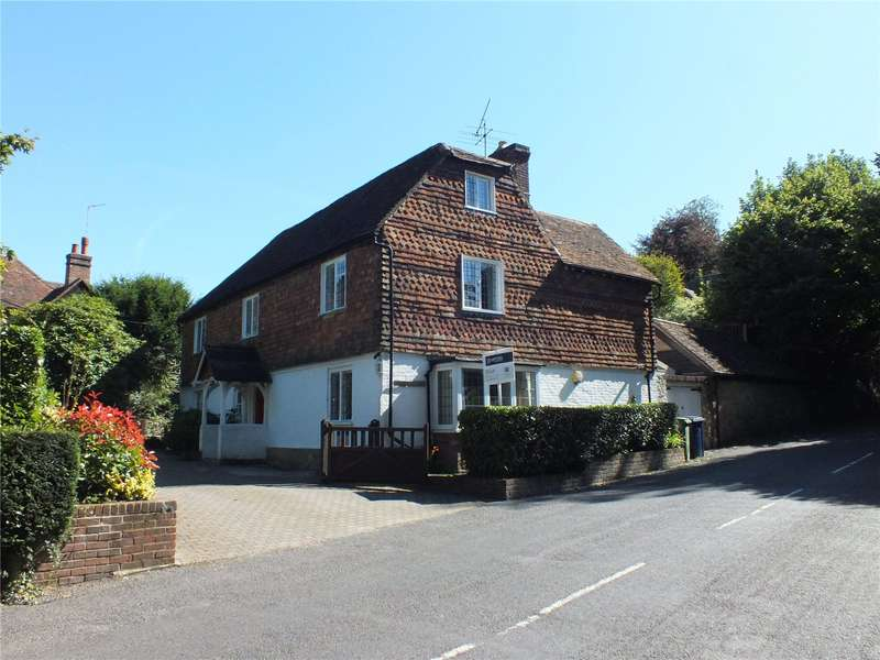 5 Bedrooms Detached House for sale in Church Lane, Haslemere, Surrey, GU27