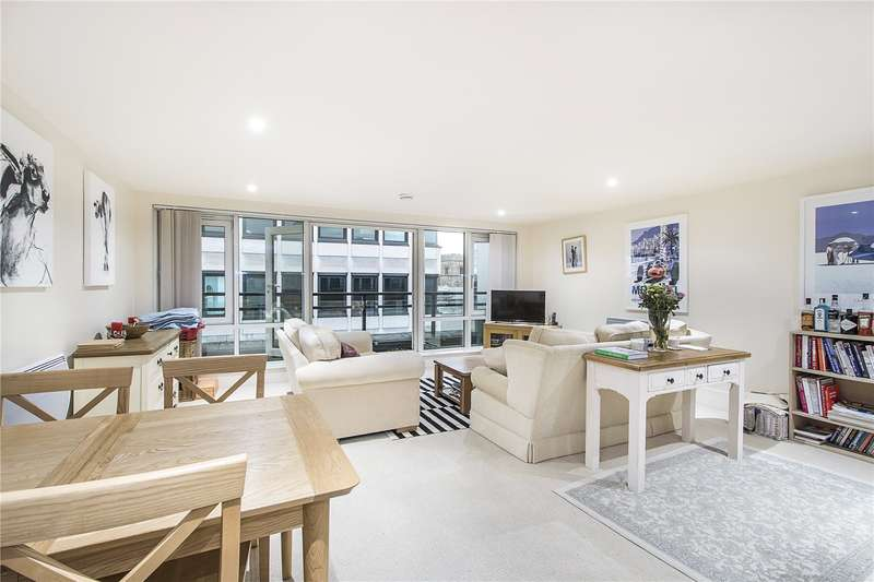2 Bedrooms Flat for sale in Putney Wharf, Brewhouse Lane, London, SW15