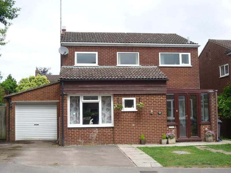 3 Bedrooms Detached House for sale in Southay, Bratton