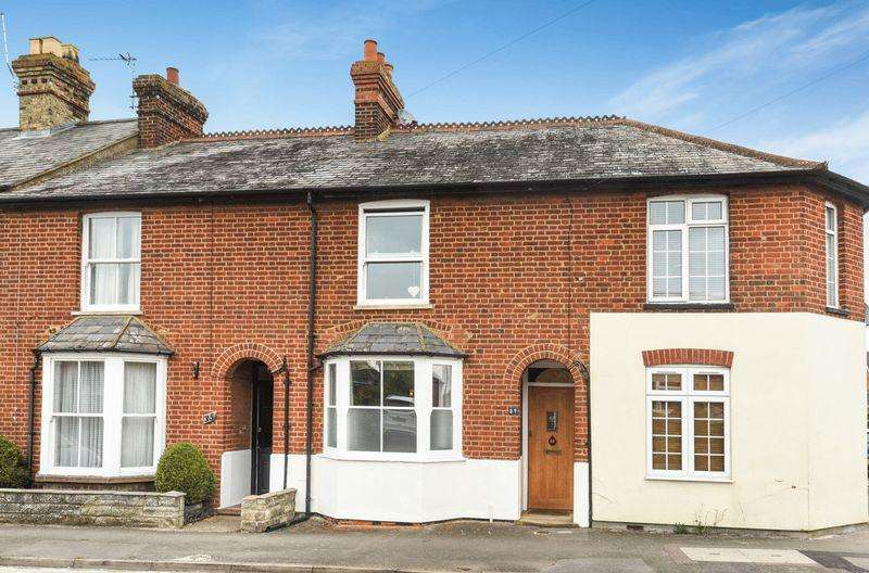 2 Bedrooms Terraced House for sale in Chinnor Road, Thame