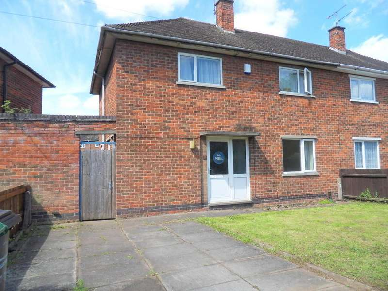 5 Bedrooms Semi Detached House for rent in Ashby Crescent, Loughborough LE11