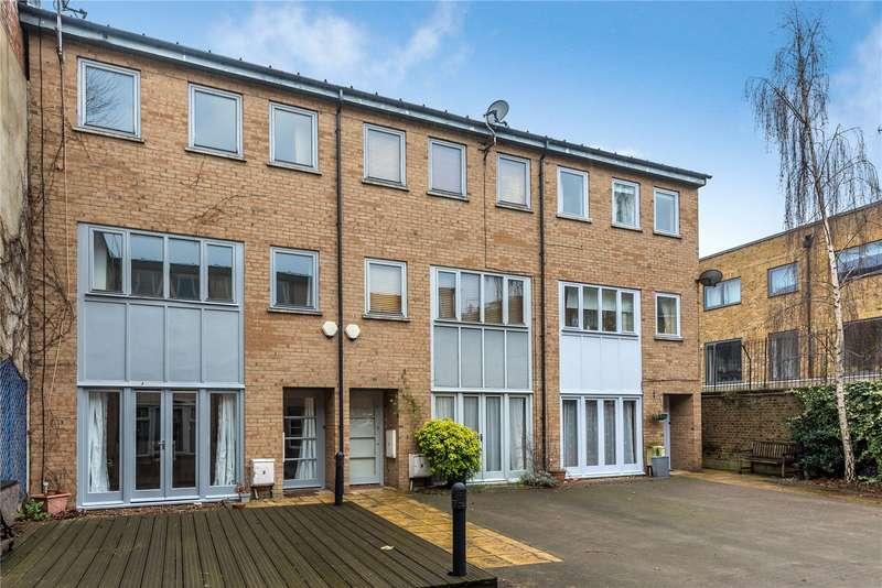4 Bedrooms Property for sale in Cobble Mews 57 Islington Park Street Islington N1
