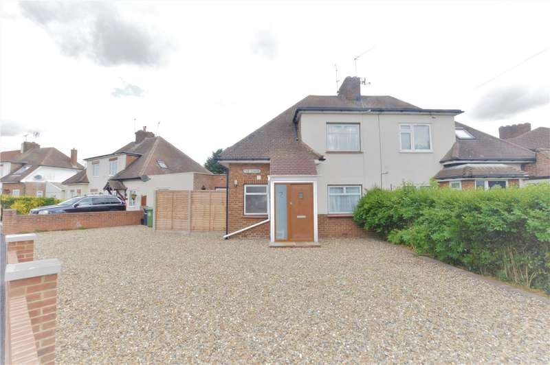 4 Bedrooms Semi Detached House for sale in The Chase Goffs Oak Hertfordshire EN7