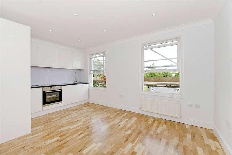 1 Bedroom Flat for sale in York Way Islington N7