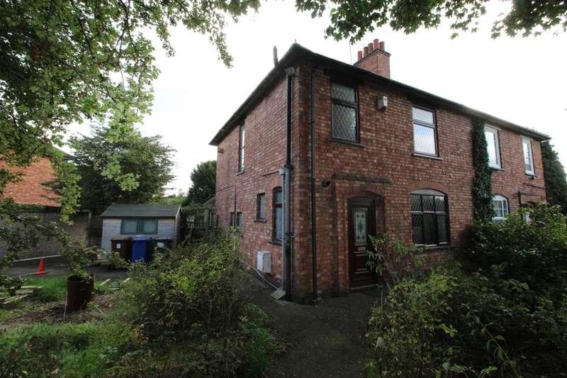 4 Bedrooms Semi Detached House for rent in Longmead Road, Burton-On-Trent, DE13