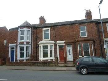 2 Bedrooms Terraced House for sale in Boundary Road, Carlisle, CA2 4HS