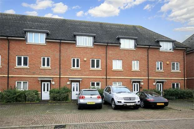 4 Bedrooms Town House for sale in Academy Place, Isleworth, Middlesex