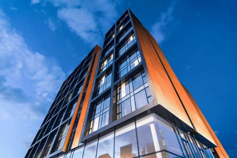 1 Bedroom Flat for sale in The Metalworks, Vauxhall Road, Liverpool, L3