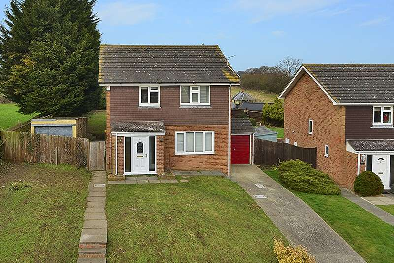 5 Bedrooms Detached House for sale in Headcorn Drive, Canterbury, CT2
