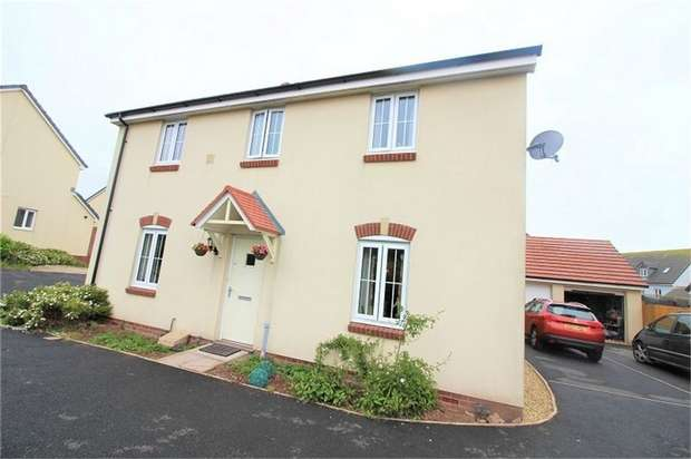 4 Bedrooms Detached House for sale in Wentworth Close, Hubberston, Milford Haven, Pembrokeshire