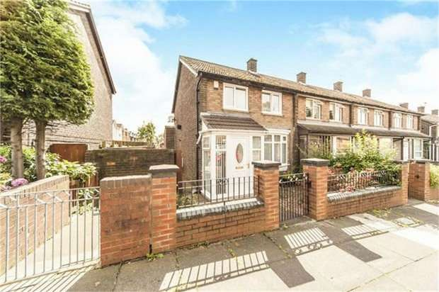 2 Bedrooms End Of Terrace House for sale in Bootle Street, Sunderland, Tyne and Wear