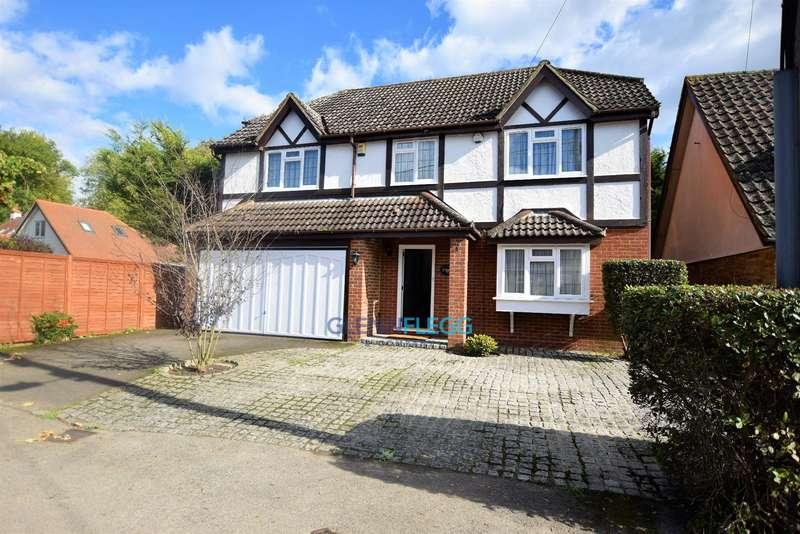 4 Bedrooms Detached House for sale in Bells Lane, Horton - 4 Double Bedrooms