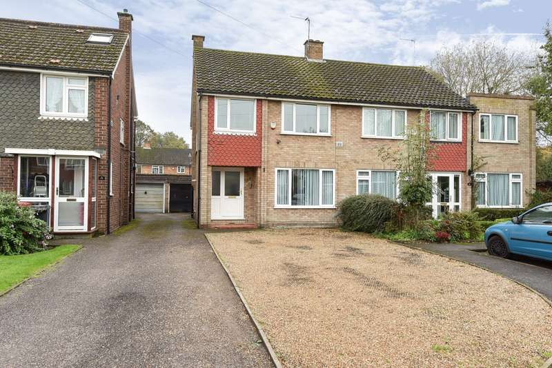 3 Bedrooms Semi Detached House for sale in Laurel Close, Colnbrook, SL3