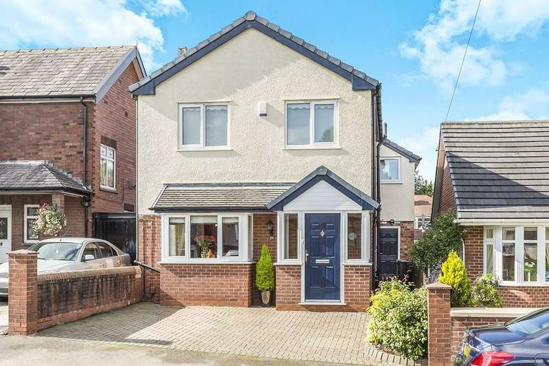 4 Bedrooms Detached House for sale in Townfields, Ashton-In-Makerfield, Wigan, WN4