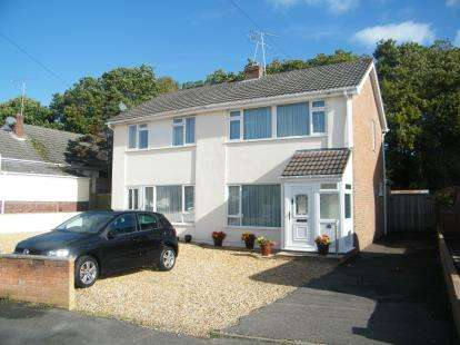 3 Bedrooms Semi Detached House for sale in Upton, Poole, Dorset