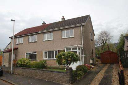 3 Bedrooms Semi Detached House for sale in Hume Crescent, Bridge Of Allan