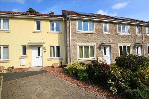 3 Bedrooms Terraced House for sale in Osmand Gardens, Plymouth, Devon