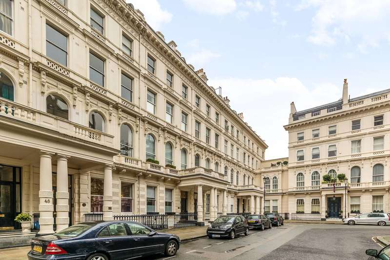 3 Bedrooms Flat for sale in Lancaster Gate, Bayswater, W2