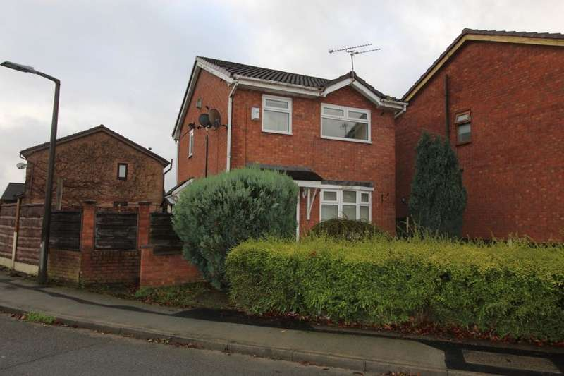 3 Bedrooms Detached House for sale in Stainton Road, Radcliffe, Manchester, M26