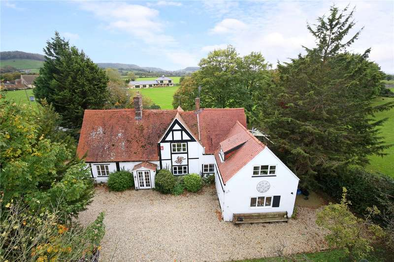 5 Bedrooms Detached House for sale in Frocester Hill, Frocester, Stonehouse, Gloucestershire, GL10