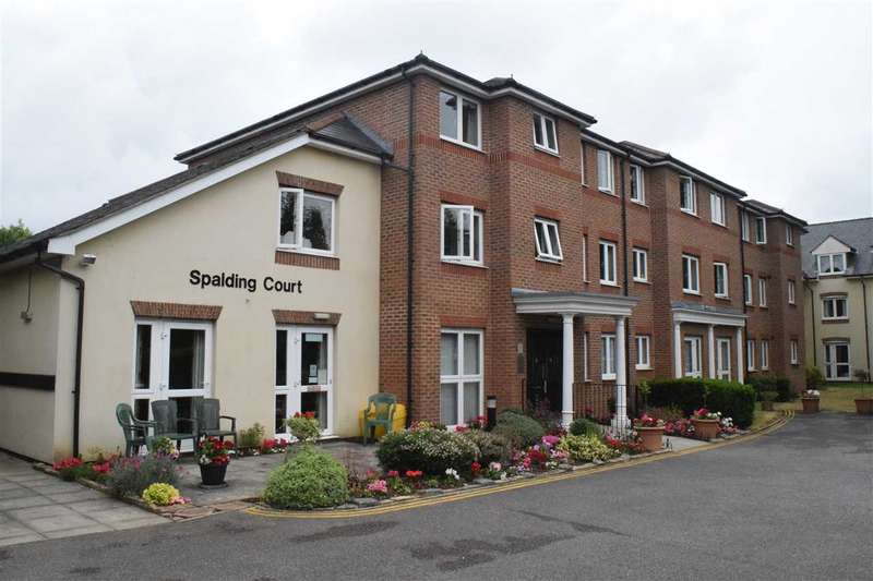 1 Bedroom Retirement Property for sale in Spalding Court, Cedar Avenue, Chelmsford