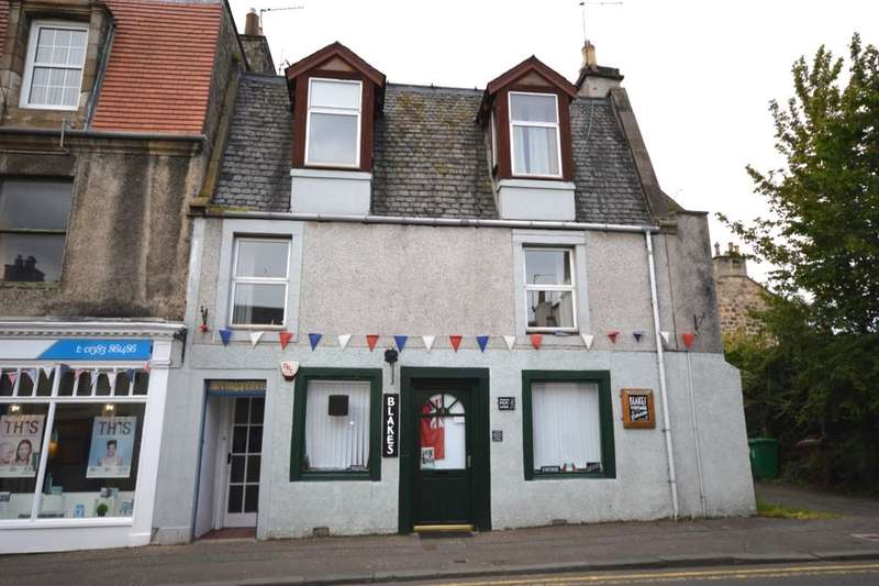3 Bedrooms Flat for sale in High Street, Aberdour, Burntisland, KY3