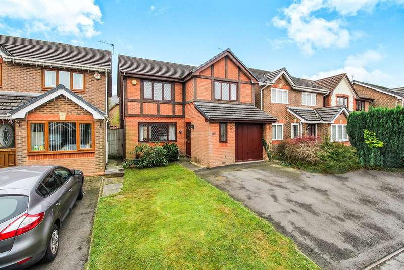 4 Bedrooms Detached House for sale in Clos Dwyerw, Caerphilly