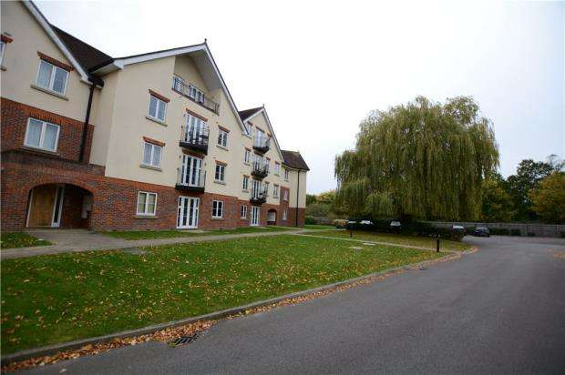 2 Bedrooms Apartment Flat for sale in Datchet Meadows, Datchet Road, Slough