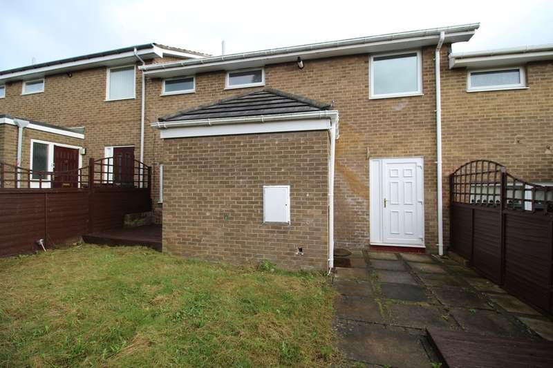 3 Bedrooms Terraced House for sale in Mount Pleasant Court, Throckley, Newcastle Upon Tyne, NE15