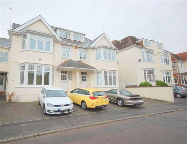2 Bedrooms Maisonette Flat for sale in Bournemouth, Dorset, BH4
