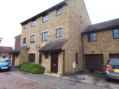 5 Bedrooms Semi Detached House for sale in Perivale, Milton Keynes
