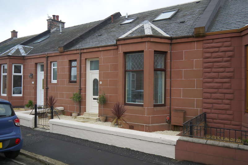 3 Bedrooms Terraced House for sale in Gordon Street, Ayr, KA8