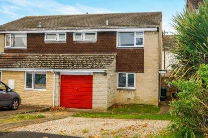 3 Bedrooms Semi Detached House for sale in Conygar Road, Tetbury, Gloucestershire, .