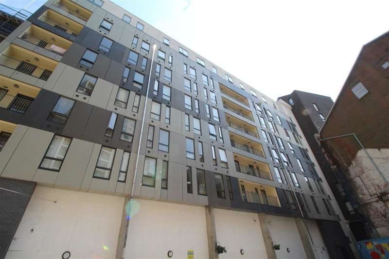 2 Bedrooms Apartment Flat for sale in Quayside, The Mill, Ipswich